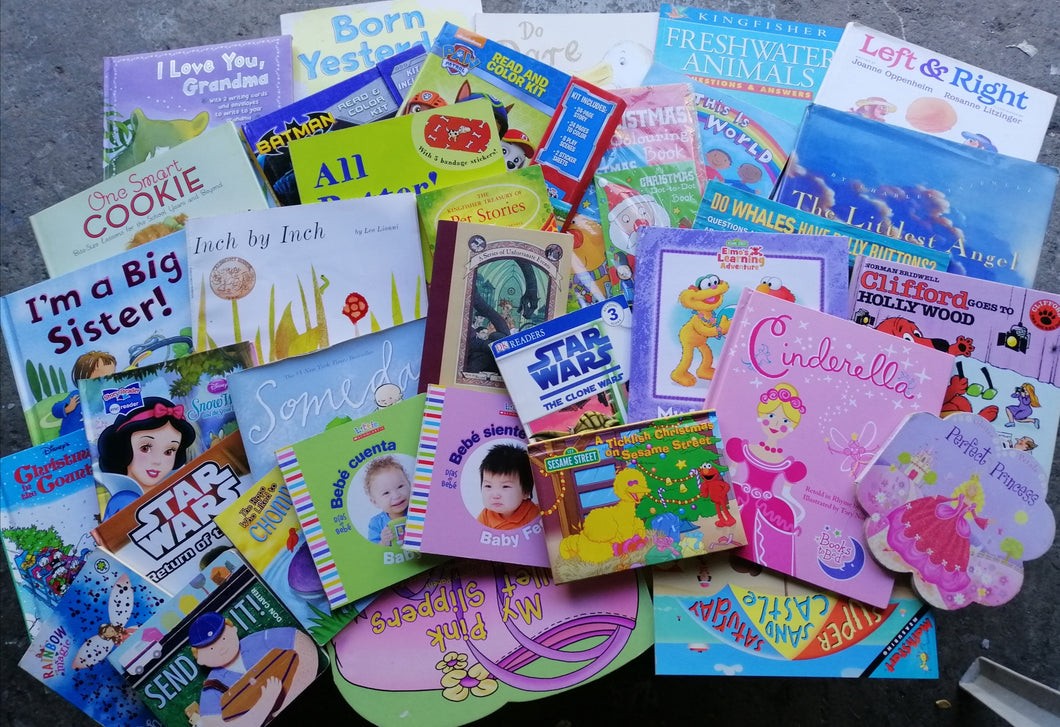 Children's Book Bundle (6)