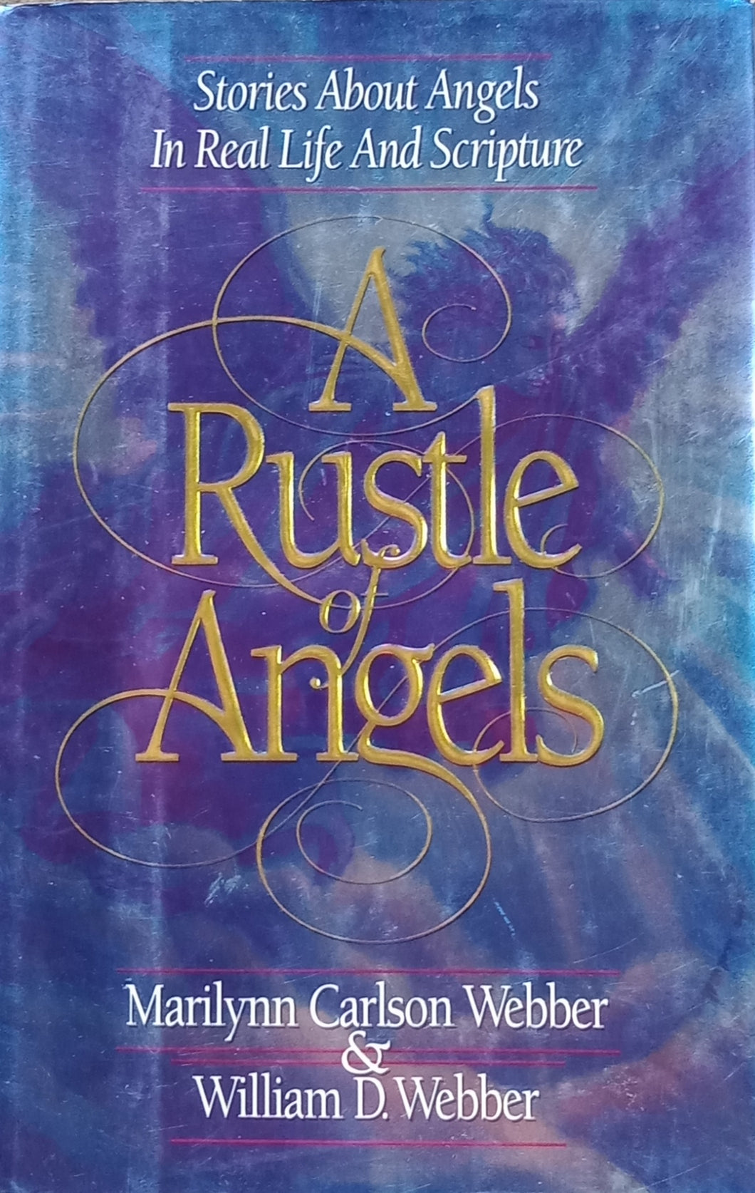 A Rusle of Angels by Marilyn Carlson Webber