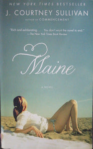 Maine by J.Courtney Sullivan