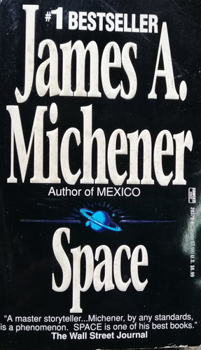 Space by James Michener