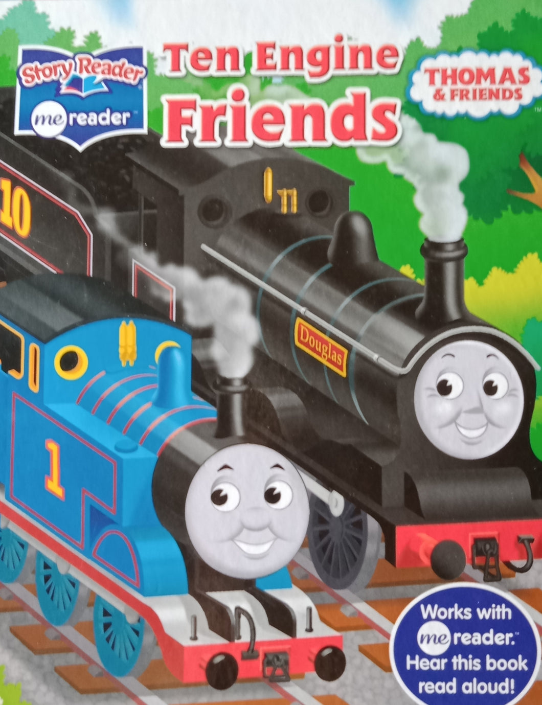 Thomas And Friends :Ten Engine Friends