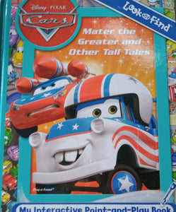 Mater the Greater and Other Tall Tales
