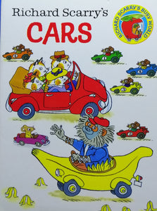 CARS   by  Richard Scarry