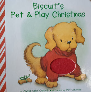 Biscuits Pet And Play Christmas by Alyssa Satin Capucilli