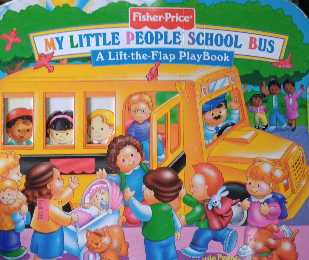 My Little People School Bus