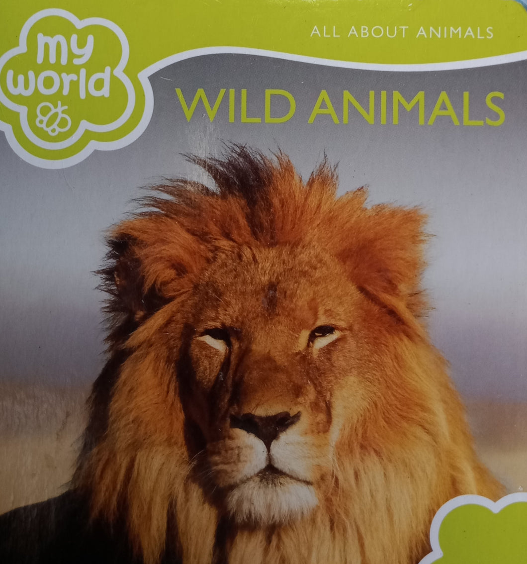 My World : Wild Animals