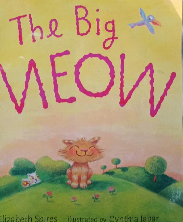 The Big Meow by Elizabeth Spires