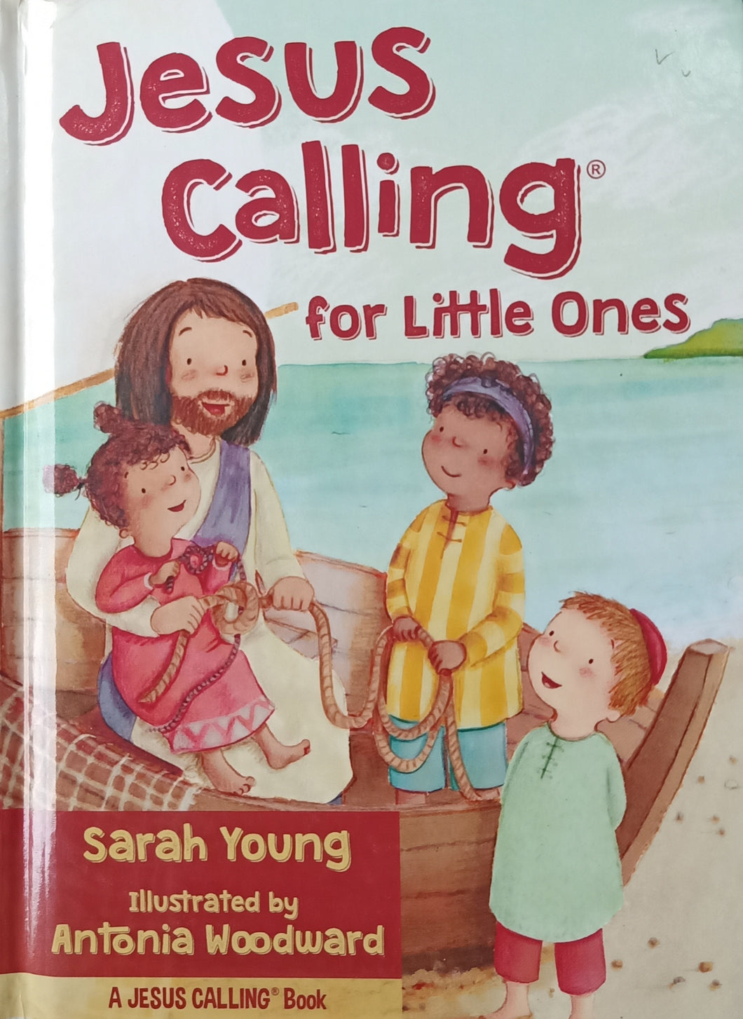 Jesus Calling For Little O es by Sarah Young