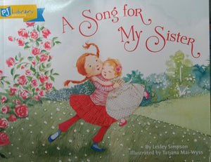 A Song For My Sister by Lesly Simpson