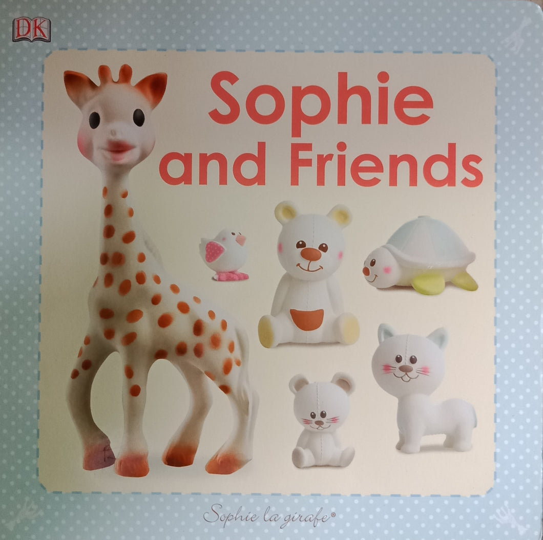Sophie and Friends by Sophie La Girafe