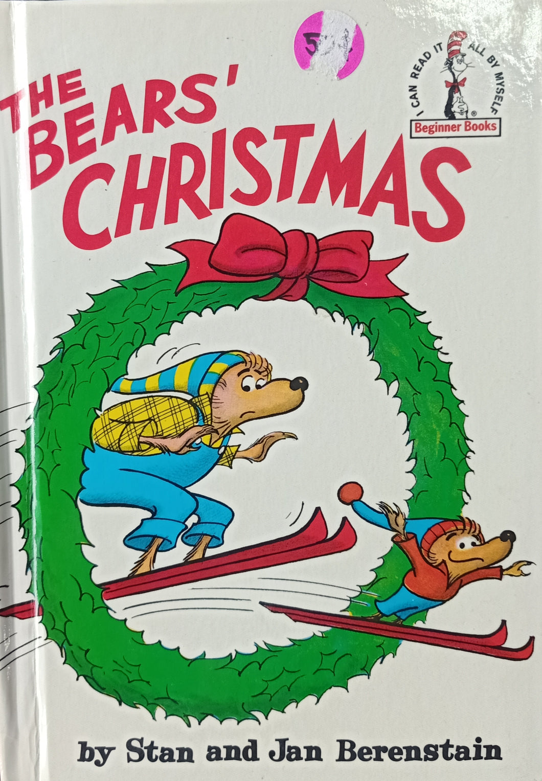 The Bears Christmas by Stan & JAN berenstain