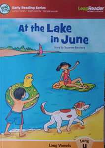 At The Lake In June by Suzanne Barchers