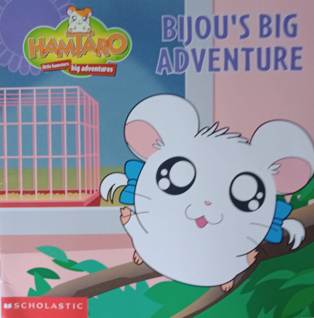 Bijou's Adventure by Frances Ann Ladd