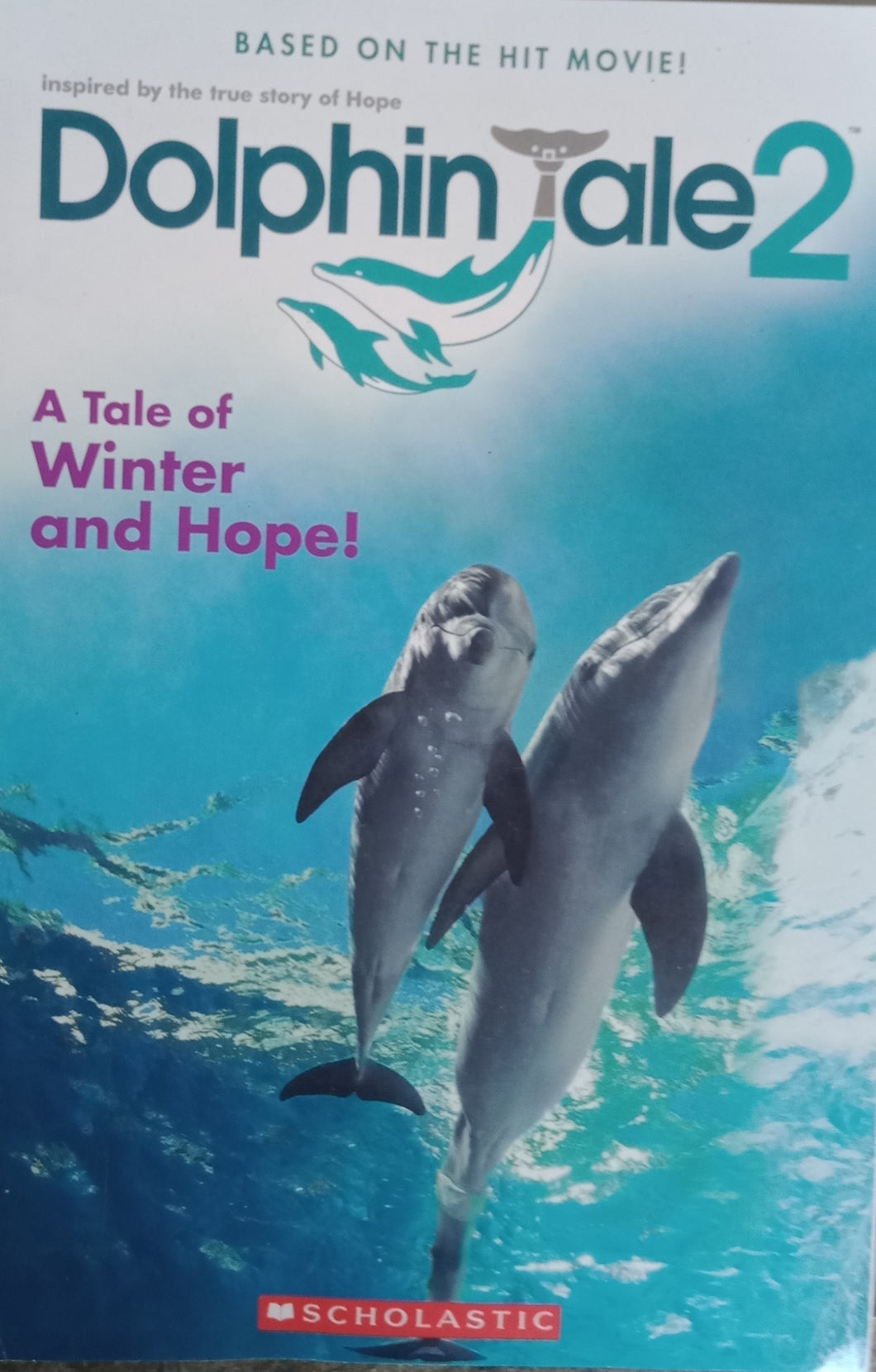 Dolphin Tale 2 by Gabrielle Reyes
