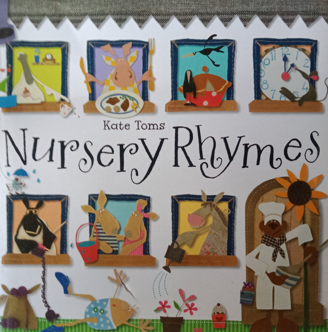 Nursery Rhymes By Kate Toms