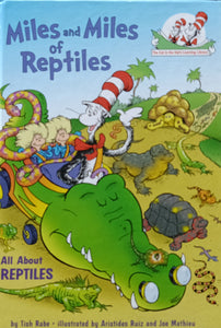 Miles And Miles Of Reptiles by Ruiz and Joe Mathieu