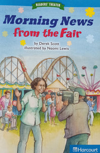 Morning News From The Fair By derek Scott