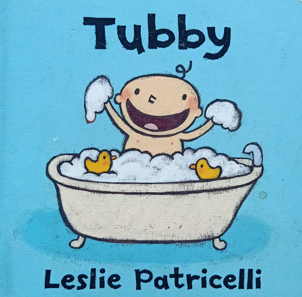Candlewick Press.. Tubby by Leslie Patricelli