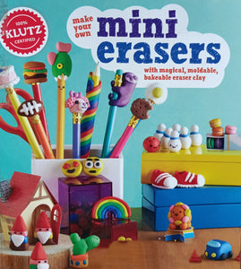 Make Your Mini Erasers