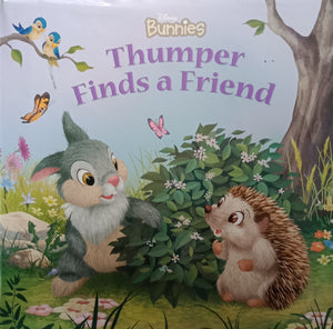 Thumper Finds A Friend by Laura Driscoll