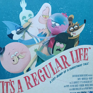 Its A Regular Life by Perry Maple