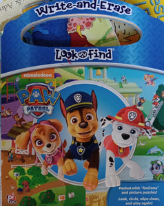 Look and Find : Paw Patrol