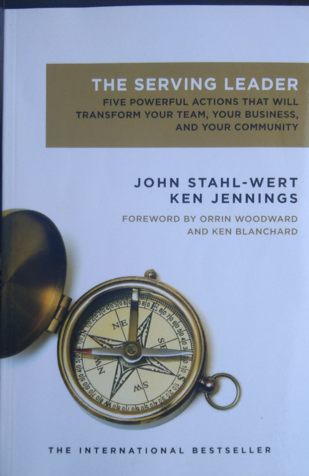 The Serving Leader by John Stahl-Werr