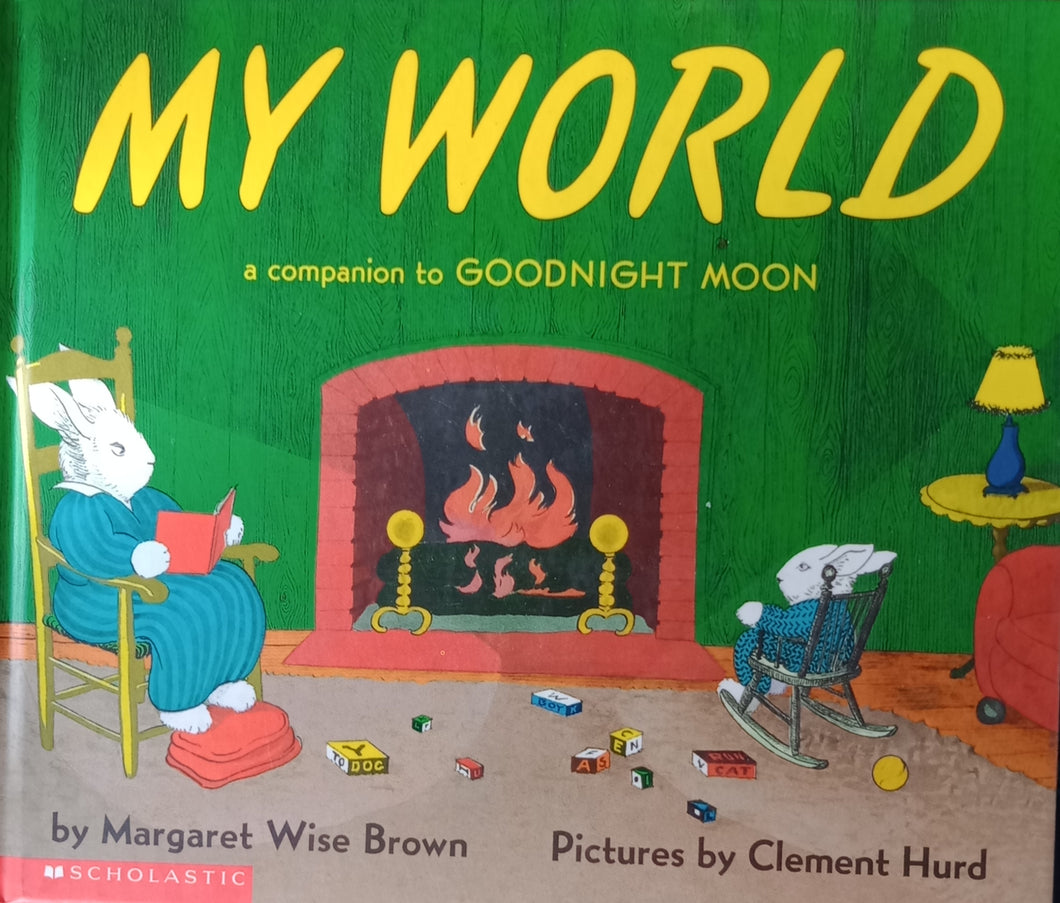 Mu World by Margaret Wise Brown