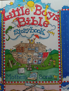 Little Boys Bible Storybook : Mother And Son