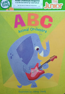 ABC Animal Orchestra by Johnny Yanok