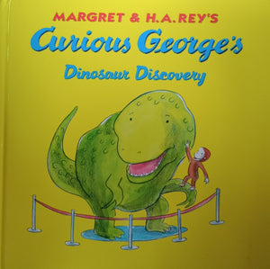 Dinosaur Discovery by Curious George