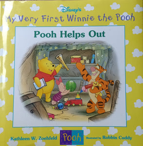 My Very First Winnie The Pooh..Pooh Help Out
