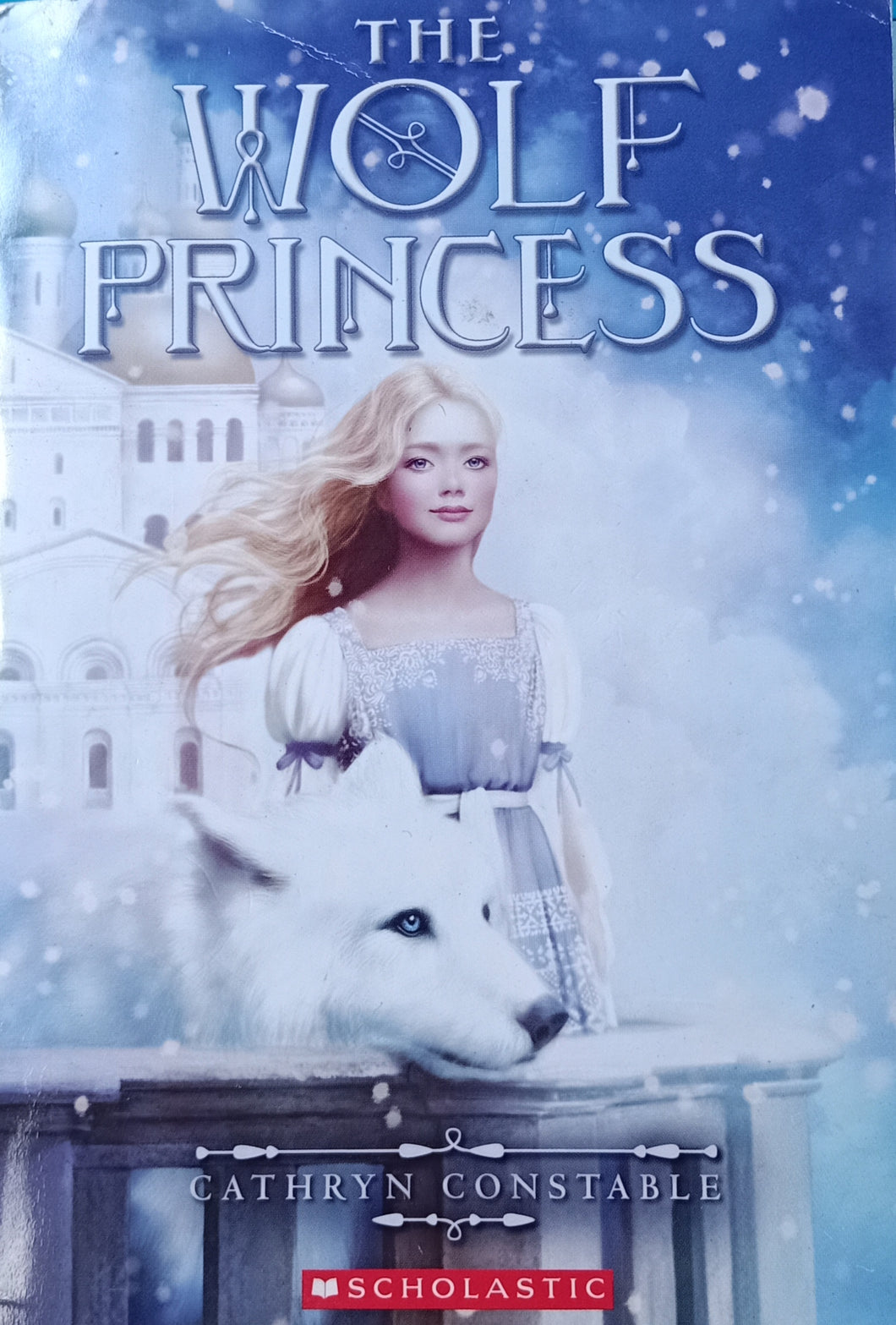 Wolf Princess by Cathryn Contable