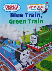 Blue Train, Green Train