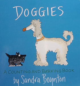 Doggies A Counting And Barking Book by Sandra Boynton