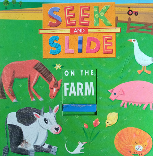 Seek And Slide : On The Farm