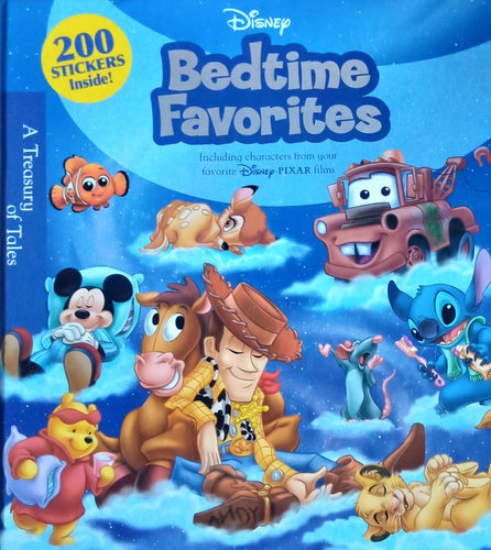 A Treasury Of Tales : Bedtime Favorites