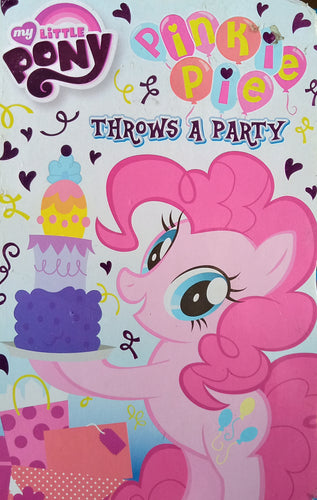 Pinkie Pie And Throws A Party