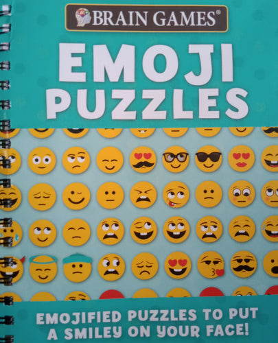 Brain Games : Emoji Puzzles