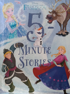 Frozen : 5 Minute Stories