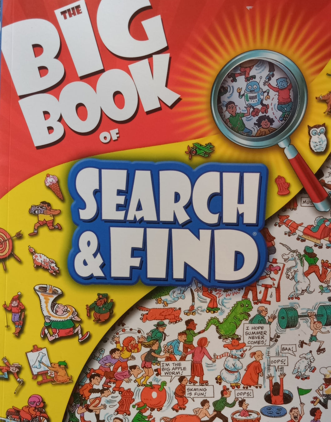 The Big Book Of Search And Find