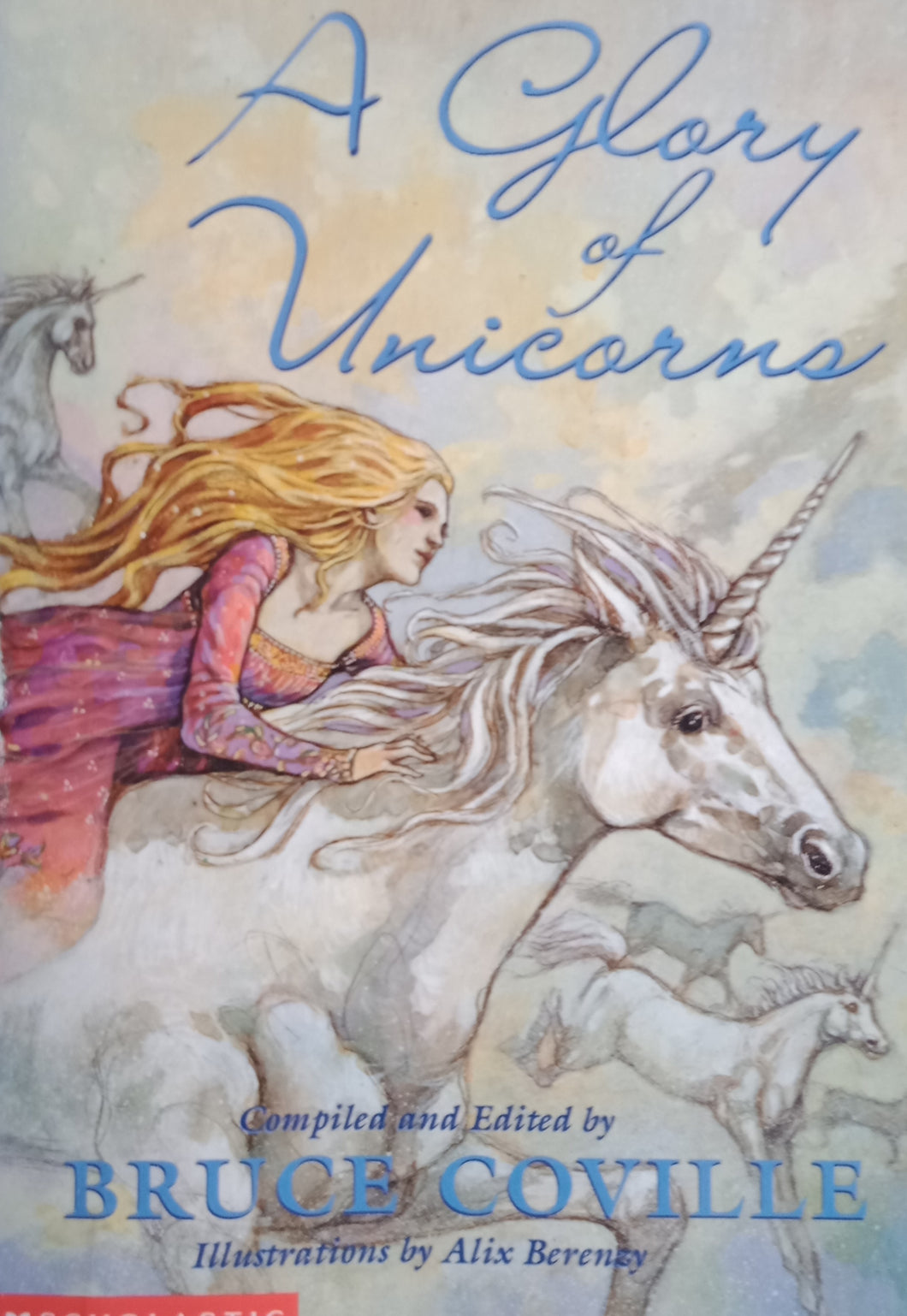 A Glory of Unicorn by Bruce Coville