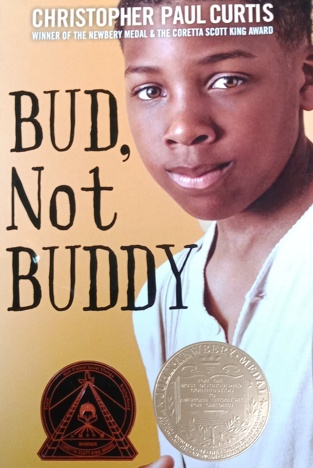 Bud,Not Buddy by Christopher Paul Curtis