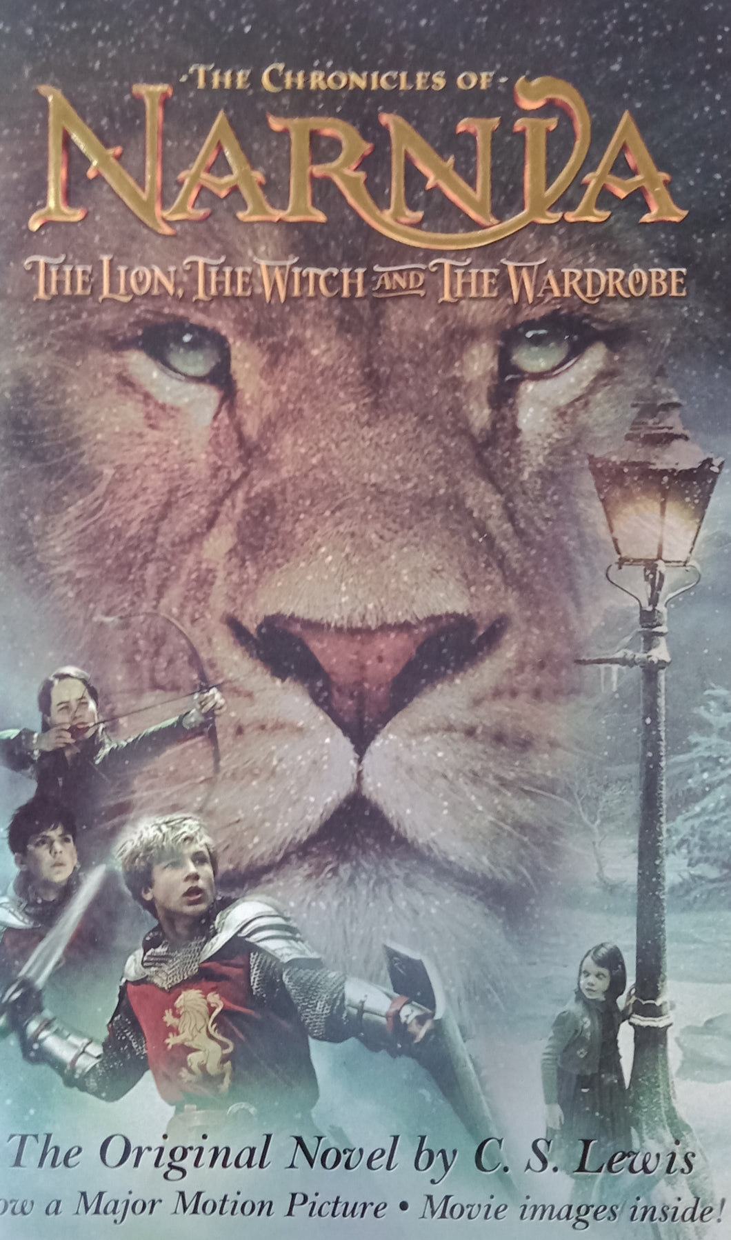The Chronicles of Narnia The Lion,The Witch and the Wardrobe