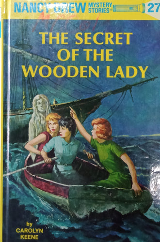 The Secret Of The  Wooden Lady by Nancy Drew