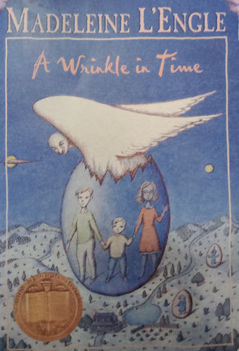 A Wrinkle In Time by Madeleine Engle