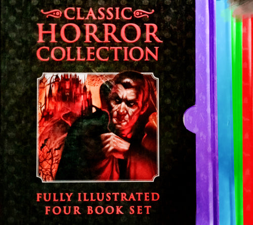 Classic Horror Collection(Fully Illustrated Four Book Set)