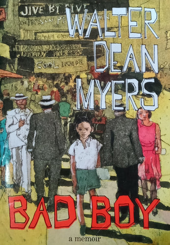 Bad Boy by Walter Dean Myers