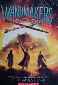 Wandmakers Apprentice by Ed Masessa