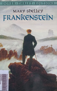 Frankenstein by Mary Shirley